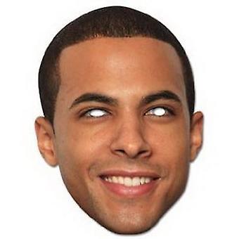 Marvin Humes JLS Celebrity Mask