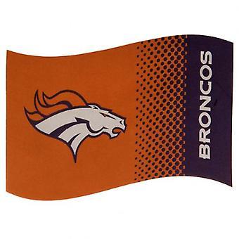 Denver Broncos bandeira FD