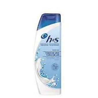 Head & Shoulders H & S Shampoo 360 Ml All In One Total Care