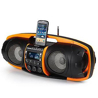 Audiosonic Super Radio Lettore Mp3 Bluetooth Audiosonic Rd1549