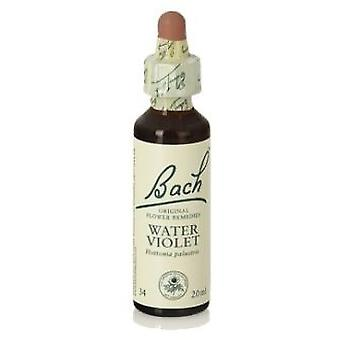 Flowers of Bach original Water Violet F.b. 20 Ml. (Bach Flowers)