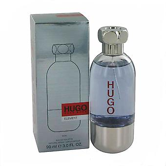 Hugo Element Men by Hugo Boss 3 oz EDT Spray
