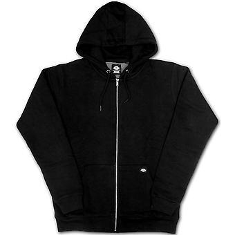 Dickies Kingsley Mens Zip up Hoody Black