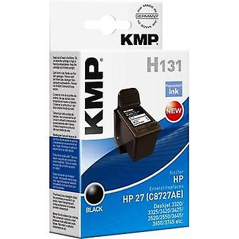 KMP Ink replaced HP 27 Compatible Black H131 0997,4821