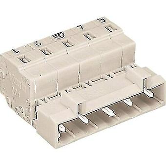 Pin enclosure - cable 723 Total number of pins 5 WAGO 723-605 Contact spacing: 7.50 mm 1 pc(s)
