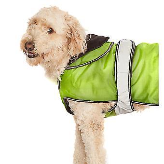 2 In 1 Hi Viz Dog Coat 55cm (22