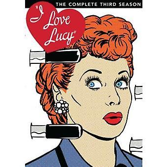 I Love Lucy: stagione 3 importazione USA [DVD]