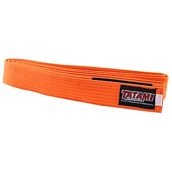 Tatami Fightwear Kids BJJ Rank Orange Belt