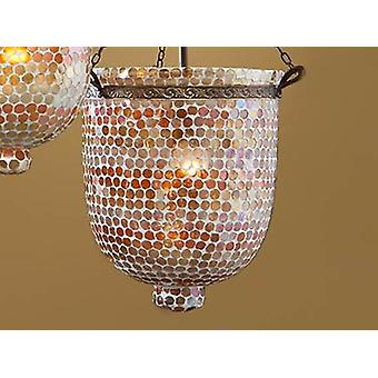 Schuller Spotted Large Glass, Orange (Home , Lighting , Lampshades)