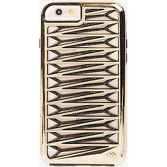 Case-Mate Tough couches Kite Case pour Apple iPhone 6/6 s - Gold / Sheer Glam Noir