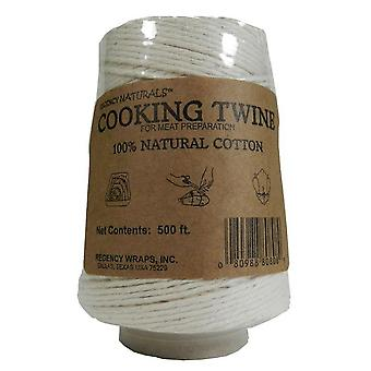 Regency Naturals 100%  Natural Cooking Twine, 500ft