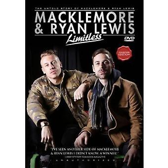 Macklemore & Ryan Lewis - grænseløs [DVD] USA import