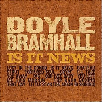 Doyle Bramhall - Is It News? [CD] USA import