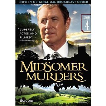 Midsomer Murders: Series 4 [DVD] USA import