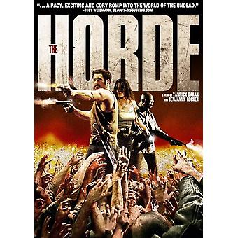 Horde - The Horde [DVD] USA import