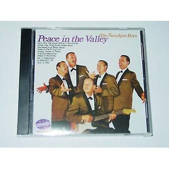 Sunshine Boys - Peace in the Valley [CD] USA import