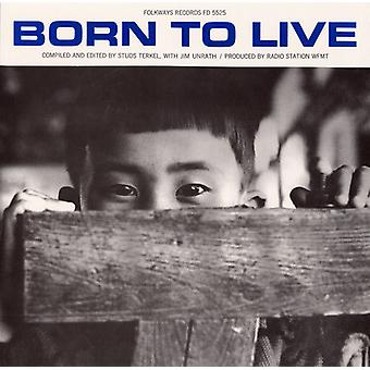 Geboren, um Live: Hiroshima - Born to Live: Hiroshima [CD] USA Import