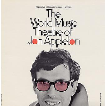 Jon Appleton - importación de Estados Unidos mundo música teatro de Jon Appleton [CD]