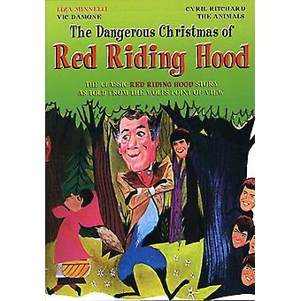 Farlige jul af Red Riding Hood [DVD] USA importerer