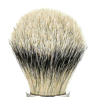 Pędzel do golenia Borsuk srebrnopłetwe programu da Vinci UOMO 299 | średnicy Ø22 mm umożliwia
