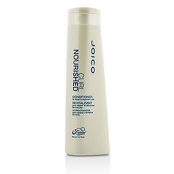 Joico Curl Nourished Conditioner (To Repair & Nourish Curls) - 300ml/10.1oz
