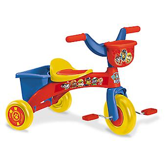 Mondo Plastic Tricycle Paw Patrol (Outdoor , On Wheels , Bikes And Tricycles)