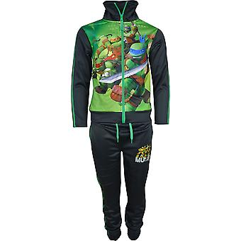 Nickelodeon Boys Ninja Turtles Tracksuit / Jogging Set