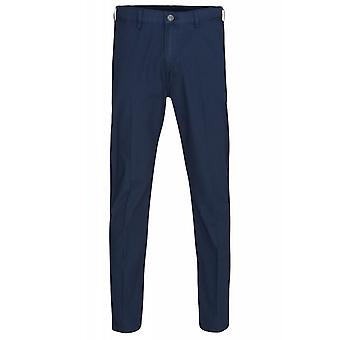 Lee Arvin Chino mens Chinohose Blau in the simple style