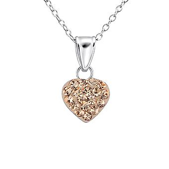 Heart - 925 Sterling Silver Necklaces