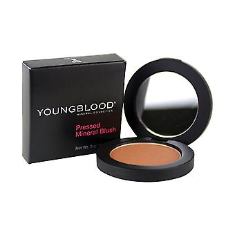 Youngblood tryckte Mineral Blush - Sugar Plum 3g / 0,11 oz