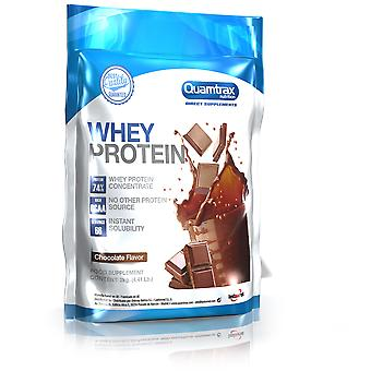 Quamtrax Nutrition Direct Whey Protein Chocolate Late 2 Kg