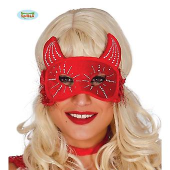 Guirca Red Devil Mask (Babies and Children , Costumes)