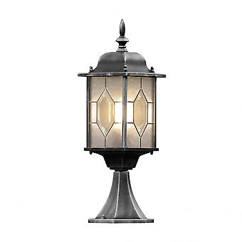 Konstsmide Milano Antique Pedestal Lantern