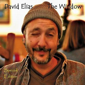David Elias - Fenster [CD] USA import