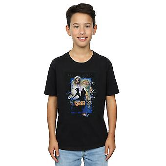 Star Wars T-Shirt in Boys Episode IV Film Poster