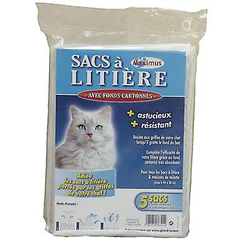 Agrobiothers 5 Litter Bags Fds Carton Base
