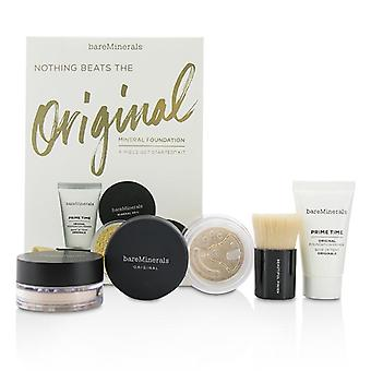 Bareminerals Get Started Mineral Foundation Kit - # 03 Fairly Light - 4pcs
