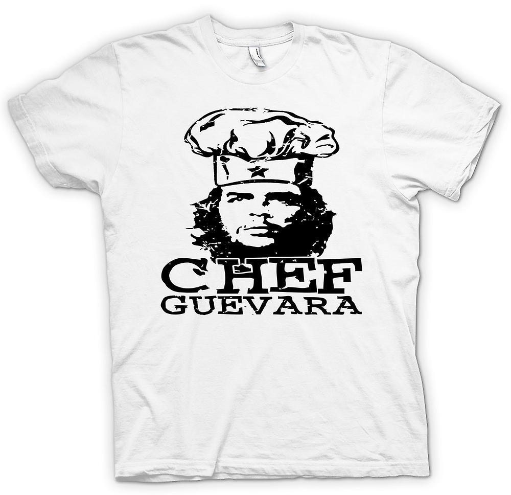 Mens t-skjorte-Chef Guevara Cool