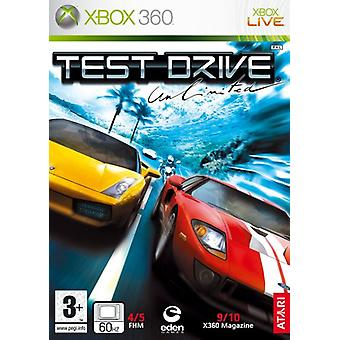 Test Drive Unlimited (Xbox 360) - Factory Sealed
