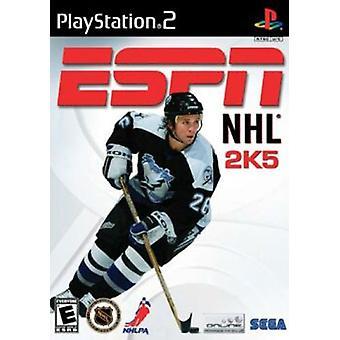 ESPN NHL 2K 5 (PS2)