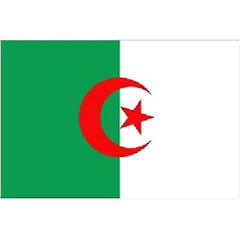 Algeries flagg 5 ft x 3 ft med hull For hengende