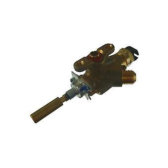 Hob Gas Tap With Valve 30/100 Copreci