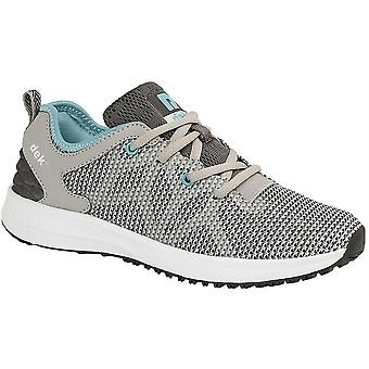 Ladies Womens Lightweight Memory Foam Gym Running Trainers Shoes