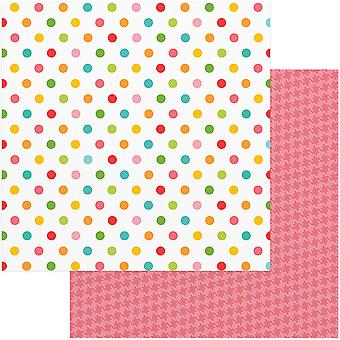 Summer Bucket List Double-Sided Cardstock 12