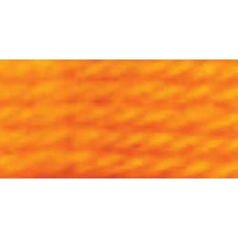 DMC Tapestry & Embroidery Wool 8.8yd-Yellow Orange