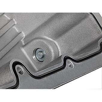 AFE Filters 46-70320 Street Series Engine Oil Pan w/Machined Fins Incl. Magnetic Drain Plug/Pro-GUARD D2 Engine Oil Filt