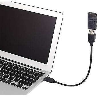 Cabo de extensão USB Renkforce 'do gooseneck' 0,16 m