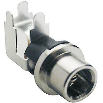 BKL Electronic Low power connector Socket, horizontal mount 5.7 mm 2.5 mm 1 pc(s)