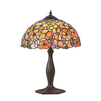 Wnętrza 1900 Josette Tiffany dużej pojedynczej tabela światło