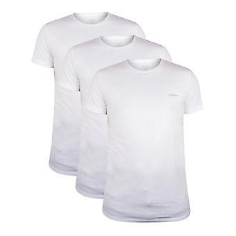 Diesel Umtee Jake 3PACK 00SPDG0AALW100 universal all year men t-shirt